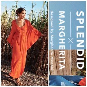 Splendid X Margherita - Capri Caftan Dress